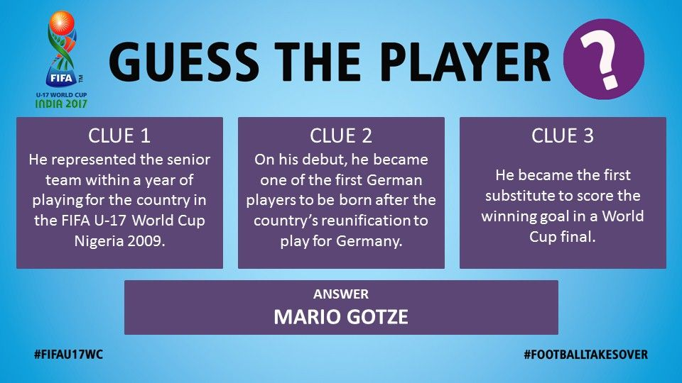 @IndianFootball : The answer of the day is the player who ...