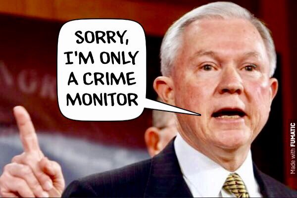 Image result for picture of sessions with lois lerner