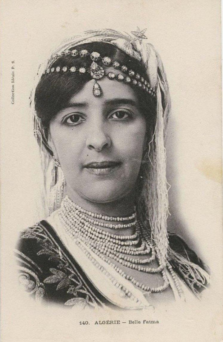 تعبير عن لالة فاطمة نسومر بالفرنسية || مترجم للعربية