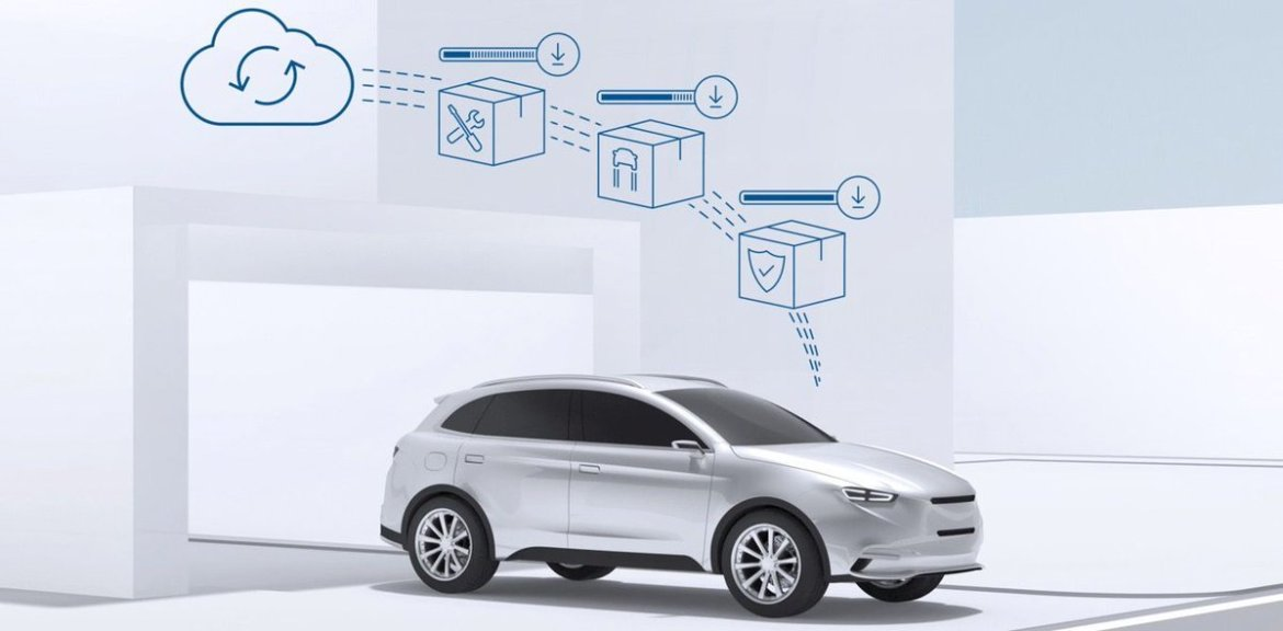 As your car becomes more like an iPhone, get ready to update its software regularly  #Iot
