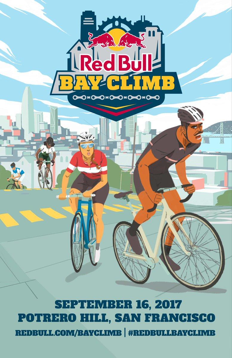 test Twitter Media - @redbull Bay Climb is this weekend in San Francisco, register today! https://t.co/IvdeKNek6W https://t.co/yOGUeoPJ88