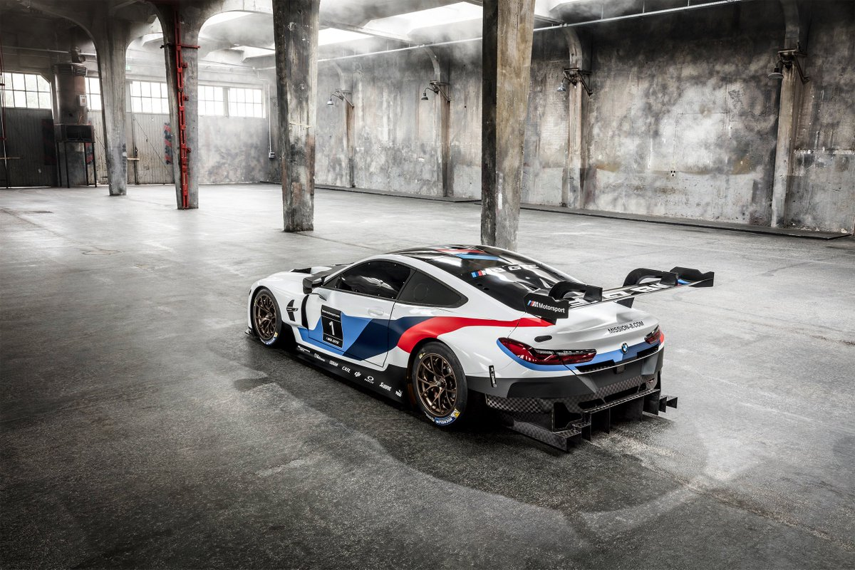hight resolution of bmw motorsport on twitter introducing the new bmw m8 gte mission8 fiawec
