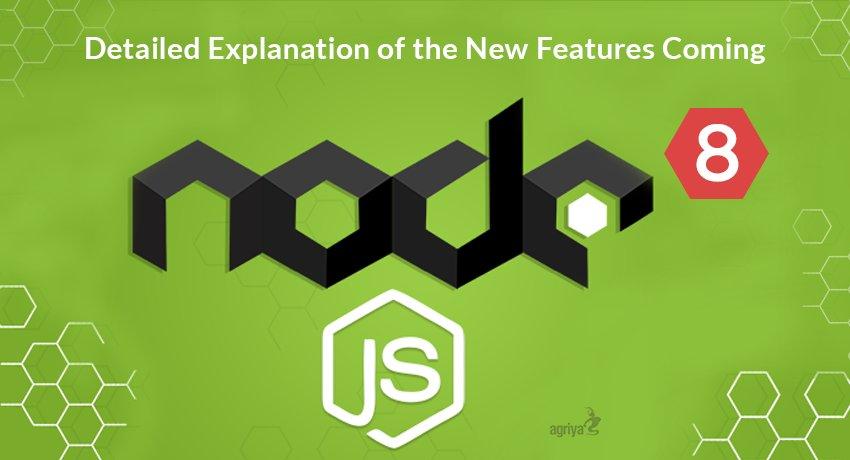 #Nodejs Version 8: #New #Features and #Fixes  #js #javascript #typescript #Angular ...