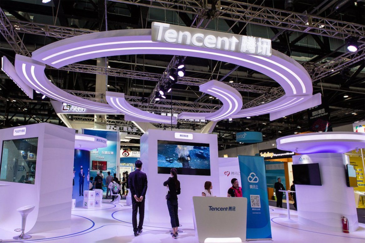 Tencent Taps Intel's Hardware for IoT Blockchain Solution