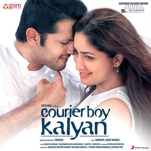 hindi dubbed movies of nithiin - Courier Boy Kalyan