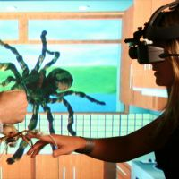 VR as an effective tool for exposure therapy & phobia treatment  #VR #VirtualReality