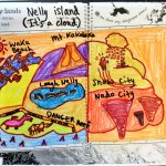 Andrea Thornton On Twitter I Asked My Mounthawkmercy History Students To Draw Maps Of Imaginary Worlds A Fun Way Of Learning About The Age Of Explorations Corkhta Https T Co Lihln4hz7v