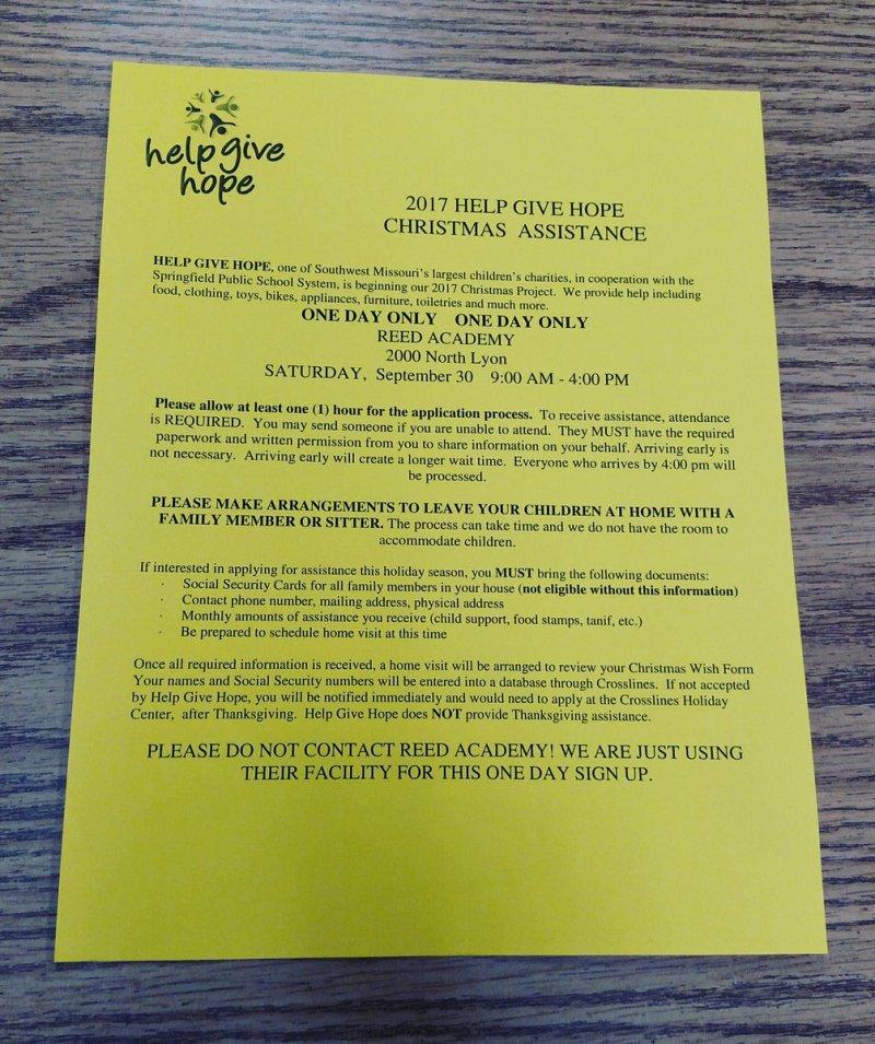 Springfield Missouri Food Stamp Office