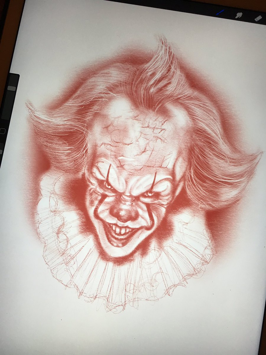 Pennywise Tattoo Designs