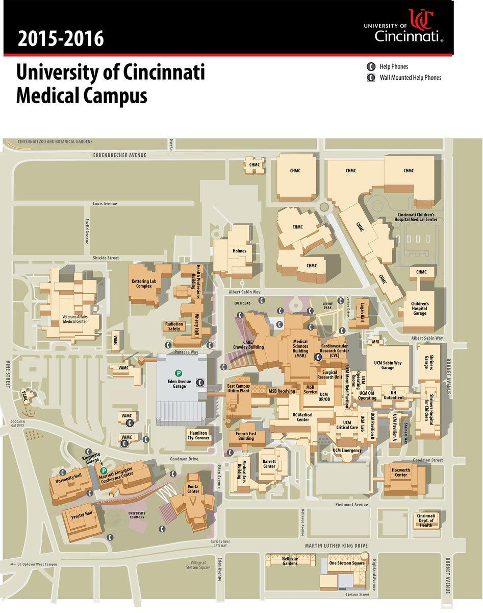 University Of Cincinnati Map : university, cincinnati, University, Cincinnati, World, Atlas
