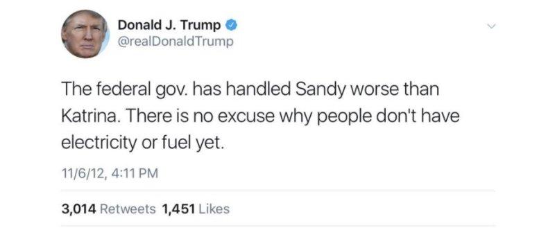 Image result for trump's puerto rico tweets