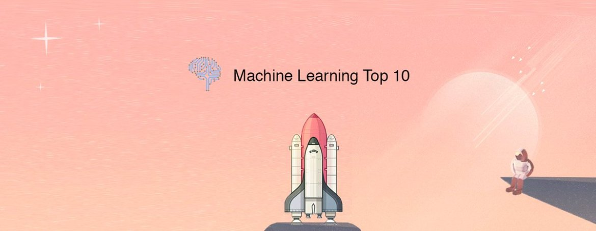 #MachineLearning Top 10 Articles For the Past Month (v.Sep 2017)