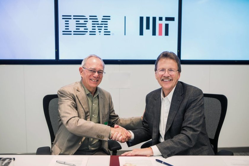 .@IBM and #MIT launch $240M #AI research lab with a focus on #healthcare applications
