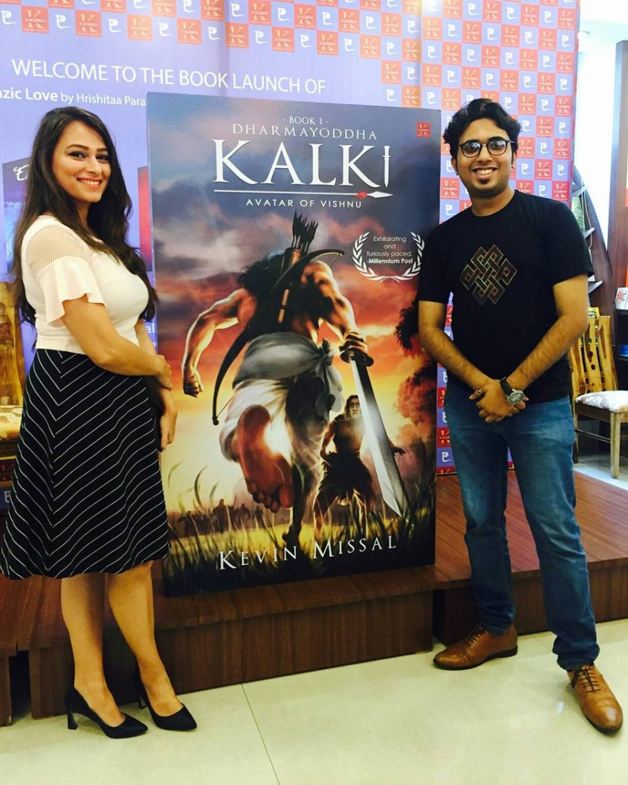 Image result for kalki by kevin missal