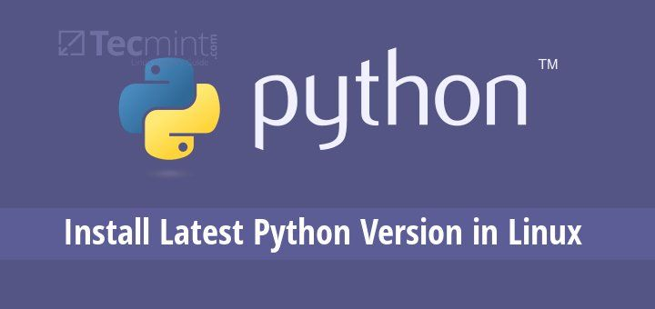 How to Install Python 3.6 in #Linux. #BigData #DataScience #AI #Python #Programming