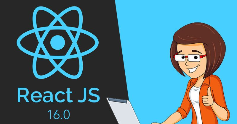 #React Version 16.0 Released cc @CsharpCorner @PranavMTL  #ReactJS #React16
