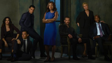 De cast van How to Get Away with Murder S4
