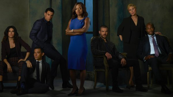 De cast van How to Get Away with Murder S4
