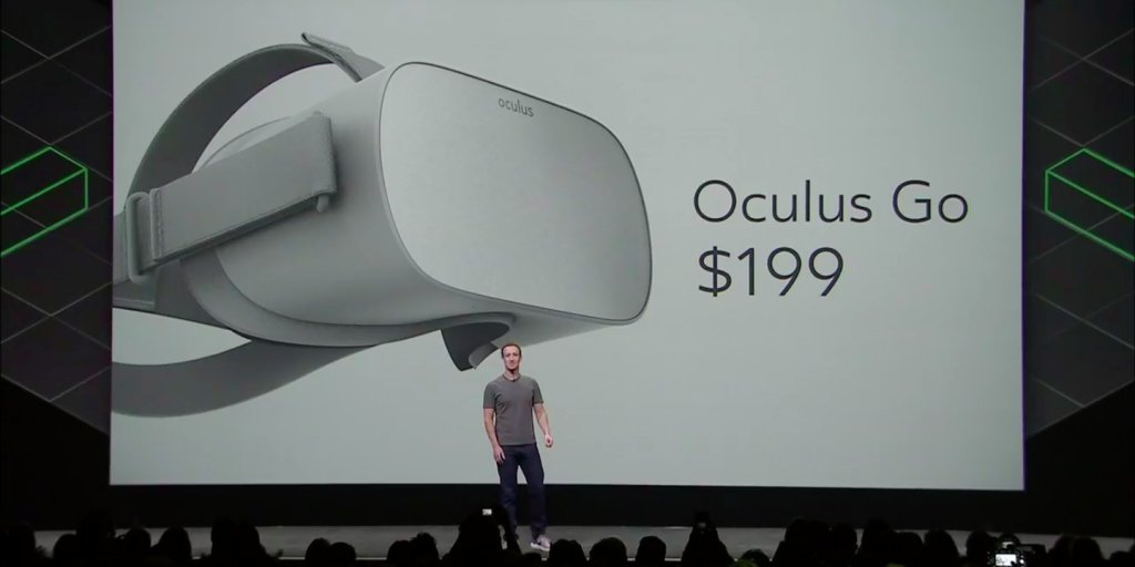 Facebook's new $200 Oculus headset doesn't require a phone or computer