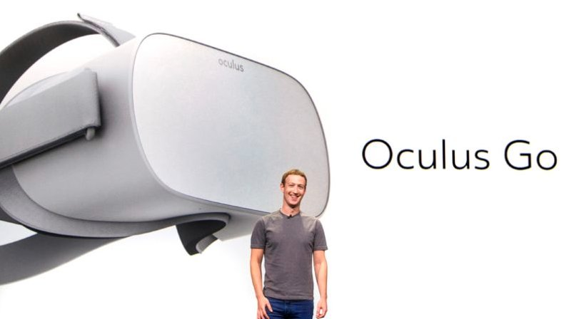 Facebook announces the Oculus Go — the $200 standalone headset that virtual reality needs: