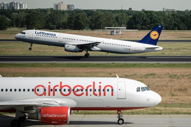 Lufthansa Prepares to #Buy Parts of Air Berlin in $1.8 Billion #Deal | @nytimes |  #MnA