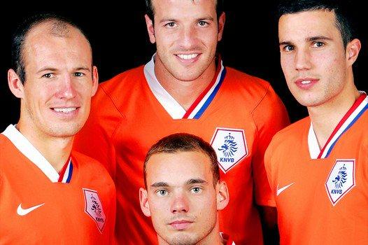 Image result for van persie sneijder robben twitter