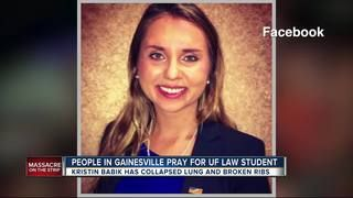 UF law student injured in Las Vegas mass shooting
