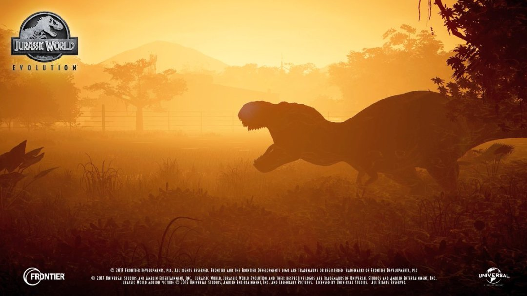 First Jurassic World Evolution In-Game Footage & Screenshots Revealed