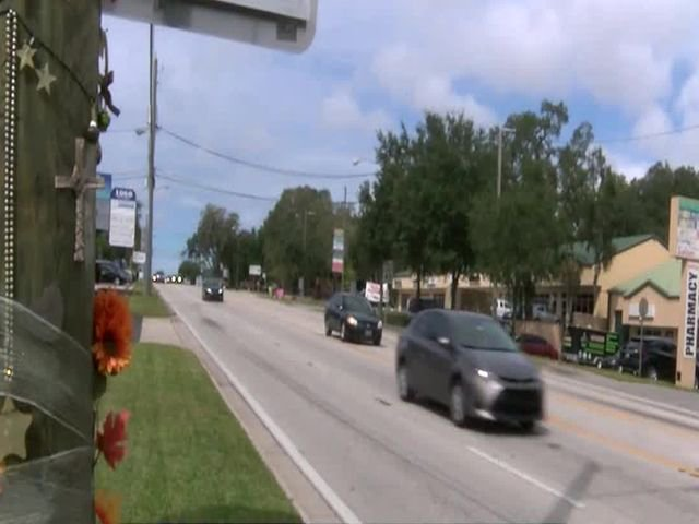 Walk of Silence to remember Chamberlain High teen killed along Busch Blvd.
