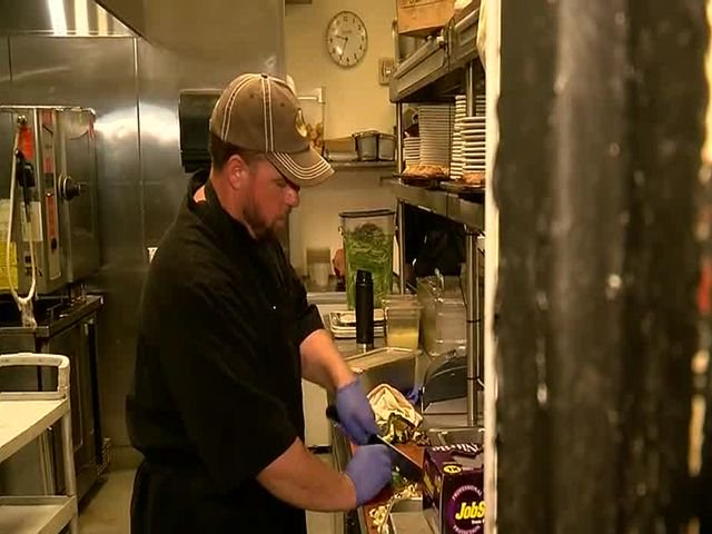 Culinary Arts Program changing lives for some who've struggled