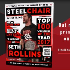 Steel Chair In Wrestling Youth Wheelchair Steelchair Magazine On Twitter Steelchairmag Top 100