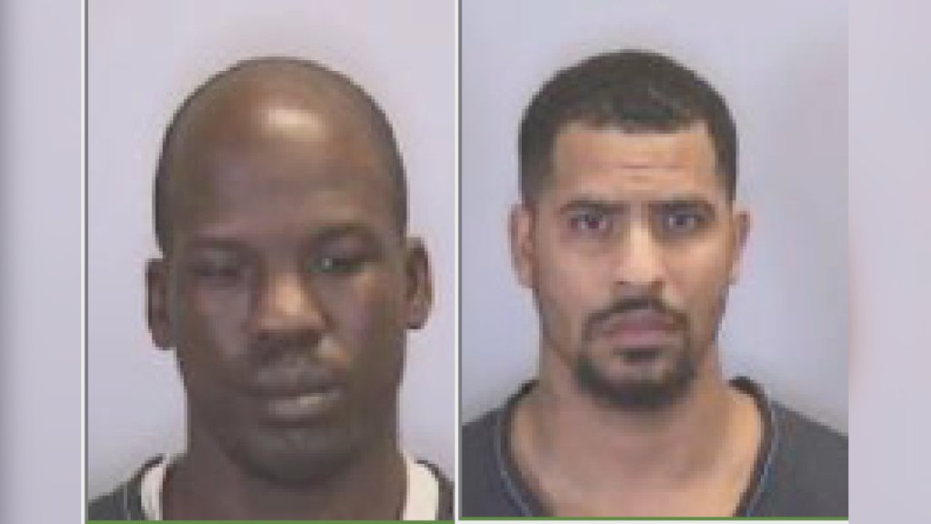 2 men charged after string of Burger King robberies