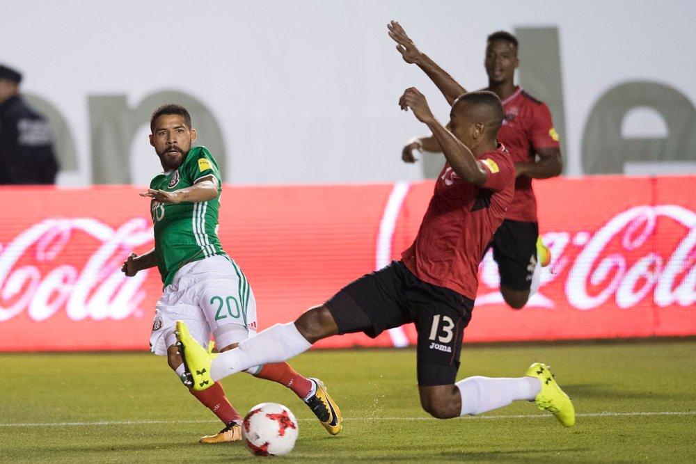 Goles de México vs Trinidad y Tobago Hexagonal 2017