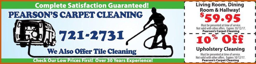 Pearson Carpet Cleaning Wichita Kansas Www Allaboutyouth Net