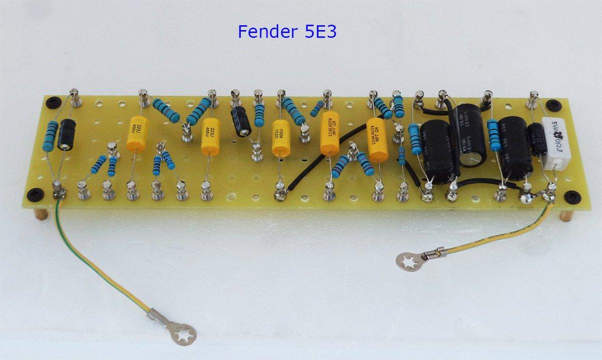 hight resolution of turret board based on vintage amp marshall jtm45 fender 5e3 5e1 matchless dc30 lets diy amp easypic twitter com nriagxbyhb