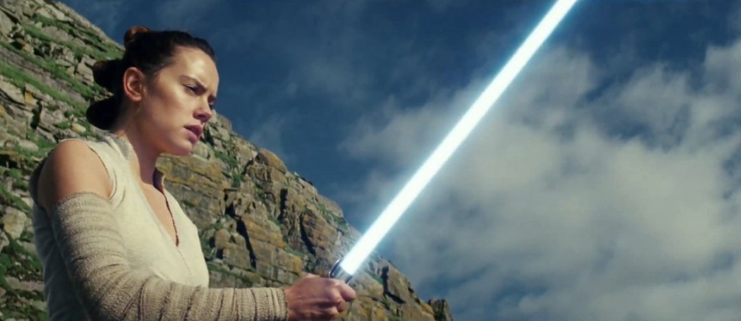 Star Wars: The Last Jedi Trailer Debuted