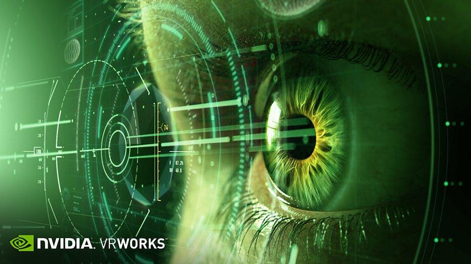 VRWorks 2.5 Graphics SDK has been released #VRWorks #VR #gamedev