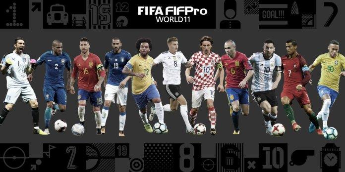 XI FIFA FIFPro