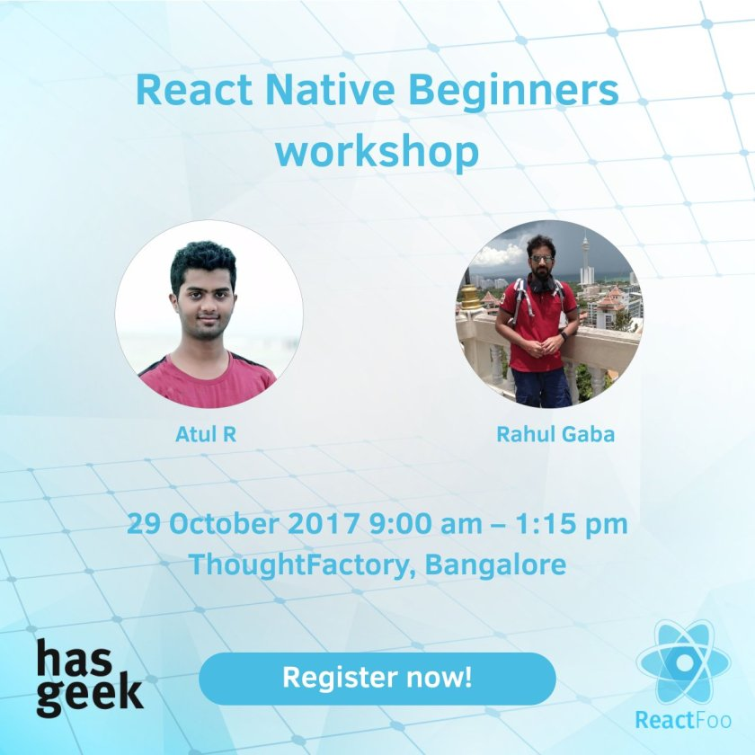 Do you know the React Native code conventions and tools that can accelerate development?