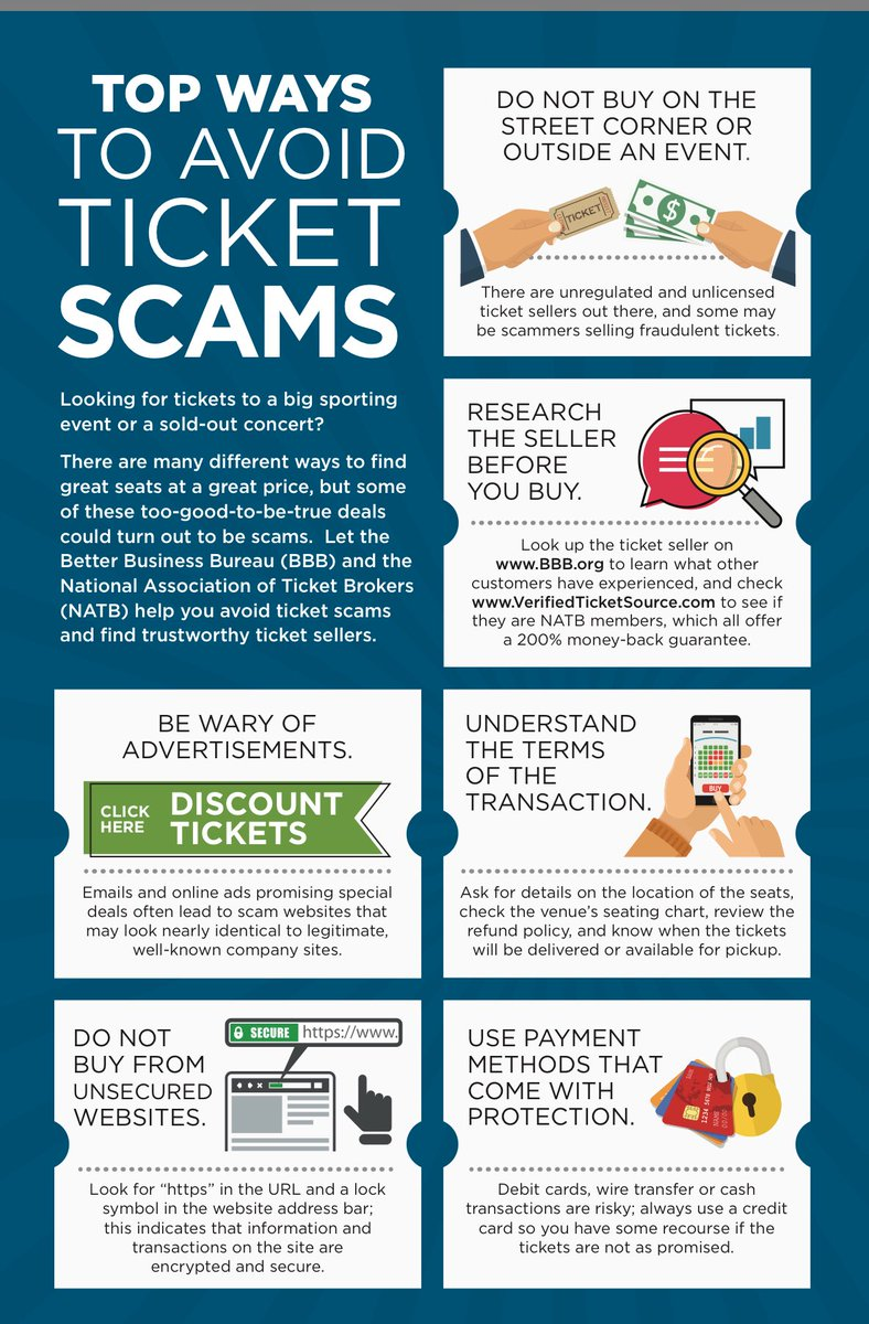 medium resolution of lapd hq on twitter check out these tips from the better business bureau to avoid being the victim of worldseries ticket scams https t co bvpqcr3f6u