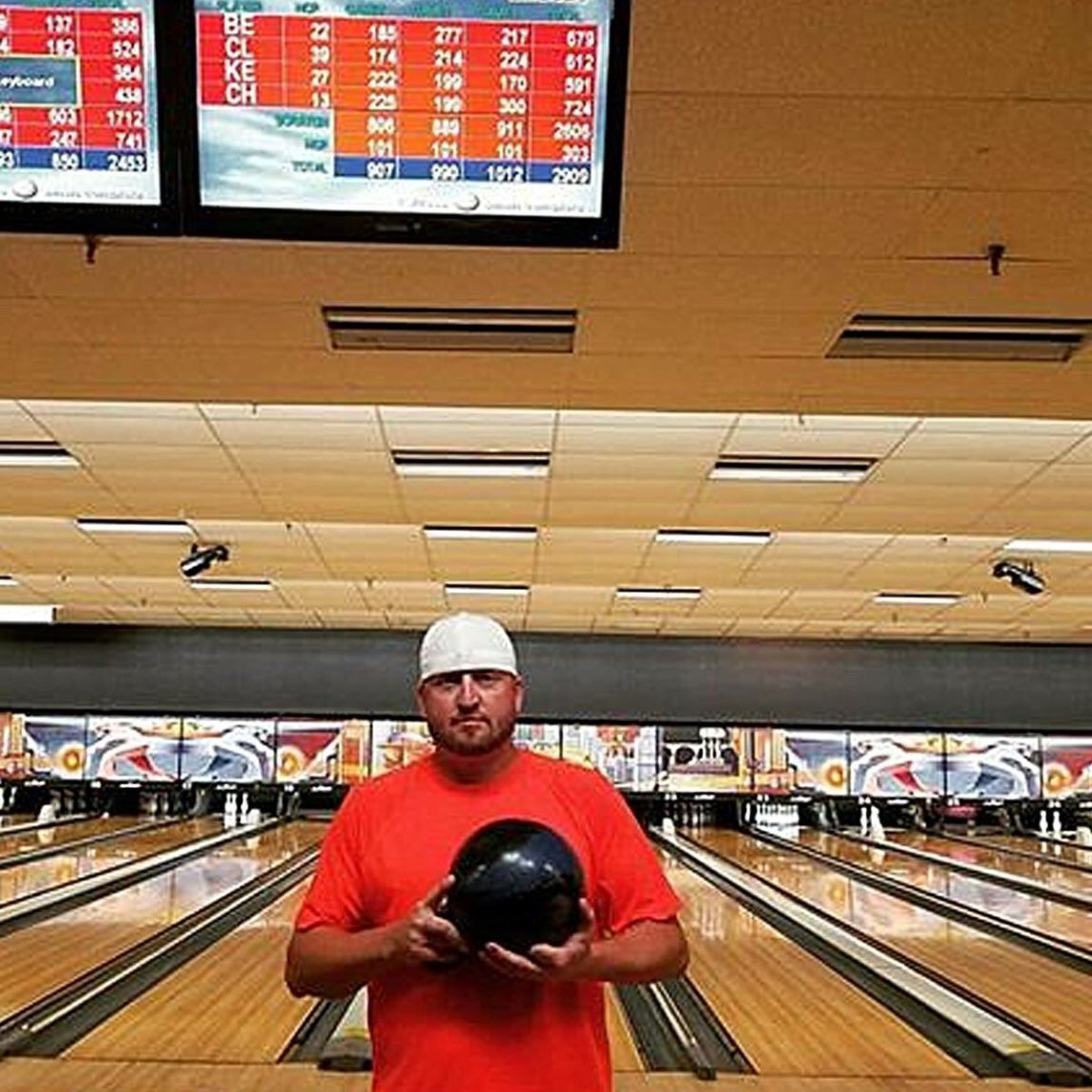 test Twitter Media - Congrats to Chris Holley who drilled his Mako less than 2 months ago and just fired his second 300 with it!  #TrackBowling #SmartBowling https://t.co/c28B1jl2W4