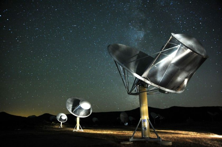 Using Artificial Intelligence to Search for Extraterrestrial Intelligence