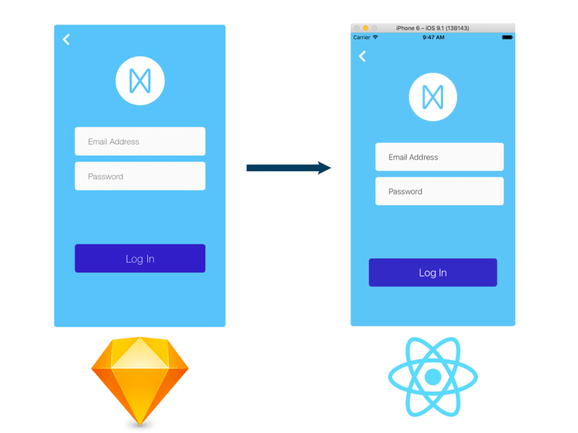 Sketch to React Native - Convert Design Files to Components