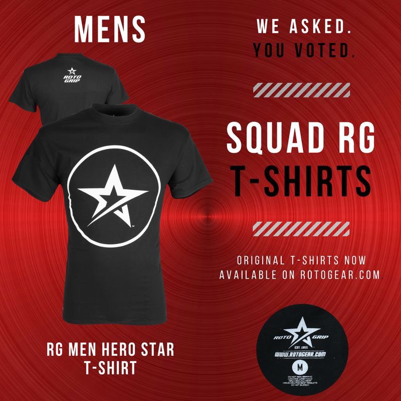 test Twitter Media - We asked, you voted. Now you can wear the designs on the lanes.  *NEW* RG Men Hero Star T-shirt: https://t.co/Iget5uJHW4 https://t.co/GXuMcblUjx