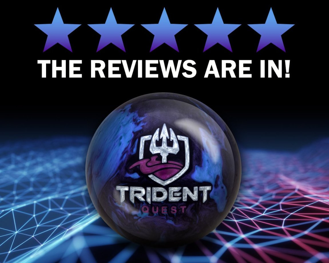 test Twitter Media - The Trident Quest has been out for a week now and it's receiving ⭐️⭐️⭐️⭐️⭐️ reviews! Have you thrown it yet?  Let us know what you think! https://t.co/WqZibHdk8T