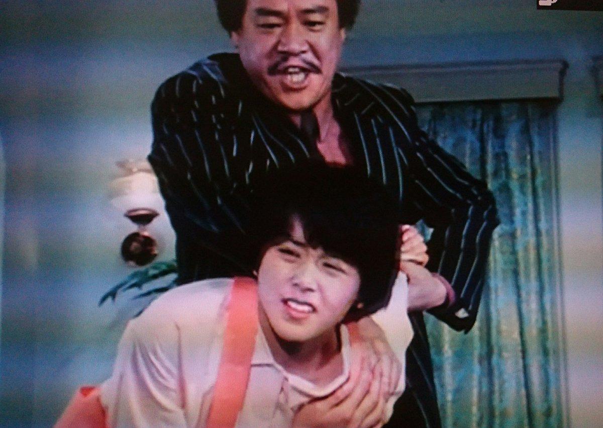Ljestve teme #大映テレビ劇場 na Twitteru
