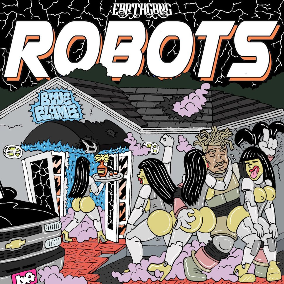 test Twitter Media - New EP: 'ROBOTS' by @EarthGang available now! 🤖🤖🤖🤖🤖🤖🤖 https://t.co/IGnvj2ixnA  #ROBOTS #Dreamville https://t.co/Ws4FpZB5UZ