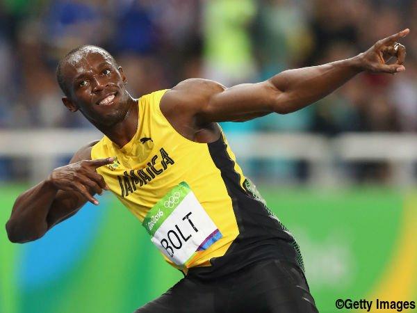 test ツイッターメディア - 人類最速の男ボルトがサッカー選手への転身を示唆「2018年には試合ができるようになる」 https://t.co/tkExTc7fDt #gekisaka https://t.co/RaNZLwBMo8