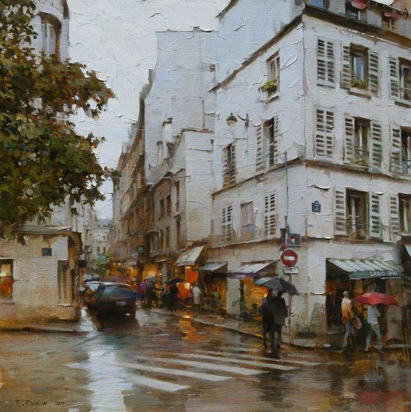 Dmitri Danish Paintings
