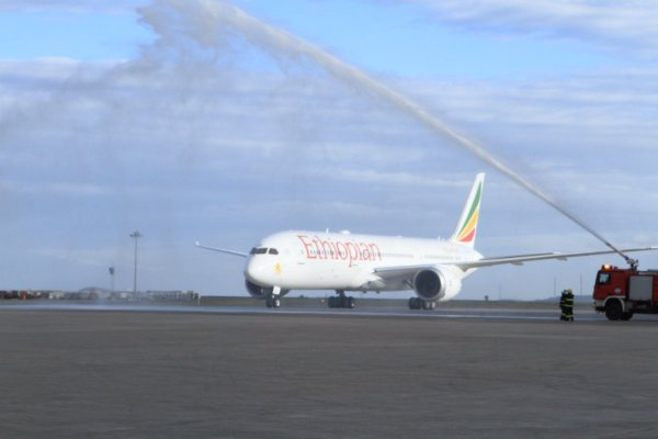 Ethiopian Airlines And Addis Ababa Airport 1st - Year of